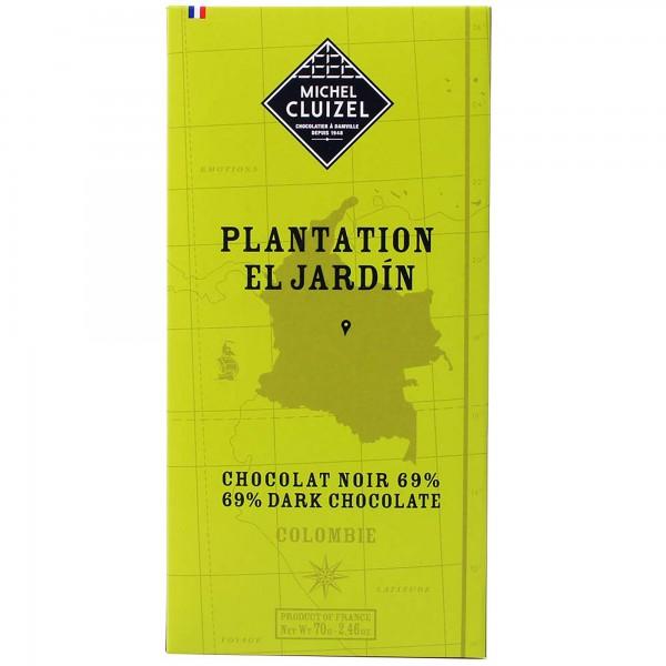Edelschokolade Plantation El Jardín, Kolumbien