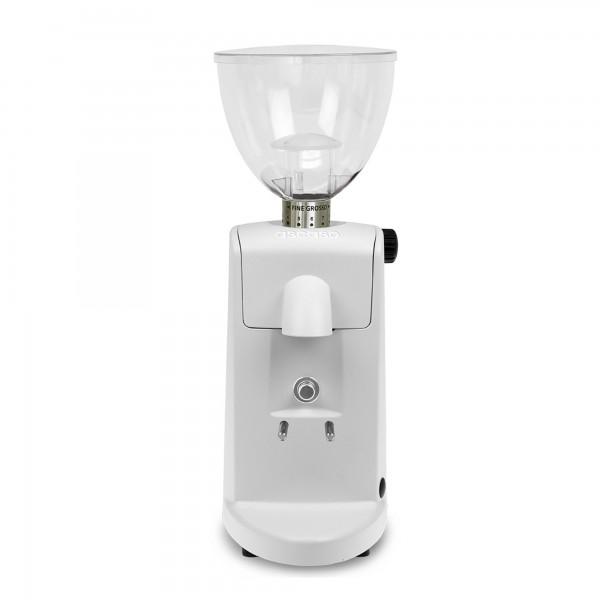 Ascaso i-mini i-2 weiß, Kegelmahlwerk, incl. 250g CAFÉ KOGI Zhigoneshi