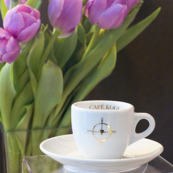 Espresso-Tasse CAFÉ KOGI - B-Ware, 2 Stück