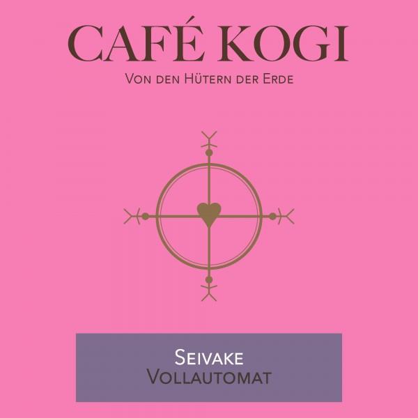"CAFÉ KOGI ""SEIVAKE"" Café Creme/Vollautomat"