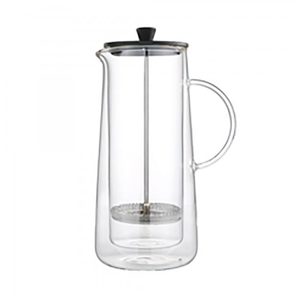 Zassenhaus Kaffeezubereiter Aroma Press, incl. 250g CAFÉ KOGI Aluna gemahlen