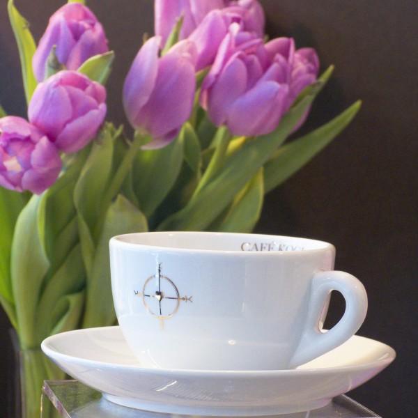 Milchkaffee-Tasse CAFÉ KOGI