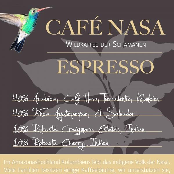 CAFÉ NASA Espresso