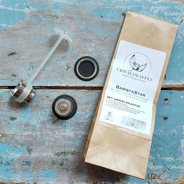 Bundle: 2 Nespresso-Kapseln + 250 g CAFÉ KOGI Espresso gemahlen