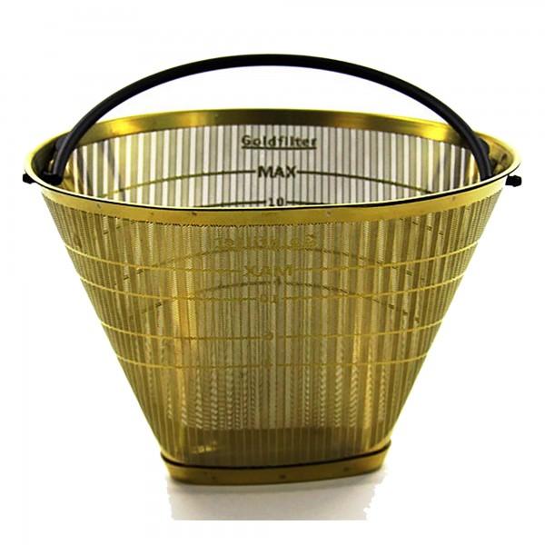 Goldfilter/Dauerfilter für Moccamaster und andere, Größe 4