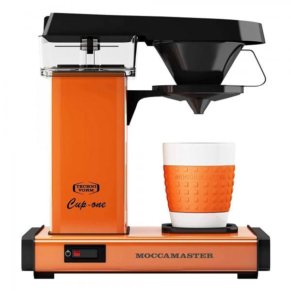 Moccamaster Cup One incl. 250 g CAFÉ KOGI ALUNA gemahlen