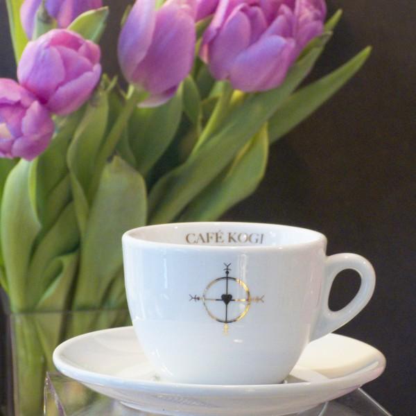 Cappuccino-Tasse CAFÉ KOGI