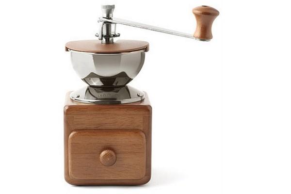 Hario Small Coffee Grinder + 250g CAFÉ KOGI Aluna