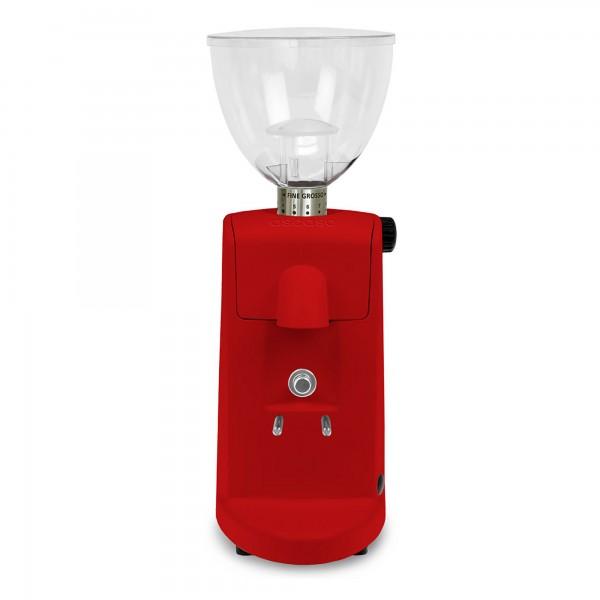 Ascaso i-mini i-1 rot, Scheibenmahlwerk, incl. 250g CAFÉ KOGI Zhigoneshi
